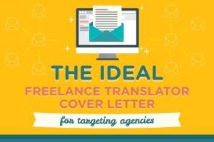 ideal freelance translator cover letter