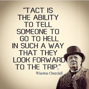 tactfully